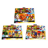 Bonecos Dragon Ball Kit Dragon Ball Coleções Goku Vegeta Z