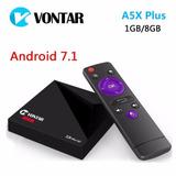 Android 7.1 Tv Box A5x Plus Convierte Tu Tv En Smar Tv,4k