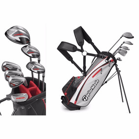 Set Taylor Made 9-12 Años Buke Golf