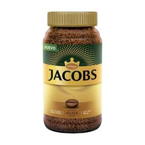 Cafe Soluble Jacobs Gourmet Suave 190g 100% Puro Liofilizado