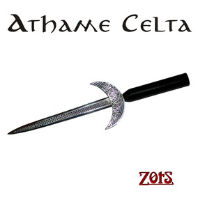 Punhal Athame Wicca Celta