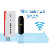 Router Wifi Portátil 3g / 4g
