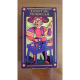 Tarot Marsella Profesional, Cartas Plastificadas + Manual...