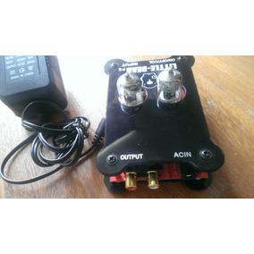 Mini Pre Amplificador De Tubos Valvulas Vacio 6j1