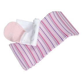 Porta Bebe Tina Spuma 0 A 9 Meses-rosa Accesorios Baby Mink