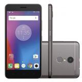 Smartphone Lenovo Vibe K6 32gb 4g Dual Desbloqueado Grafite