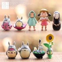 My Neighbor Totoro Set 9 Studio Ghibli Hayao Miyazaki