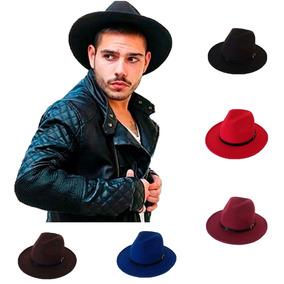 Chapéu Fedora Masculino Alta Moda