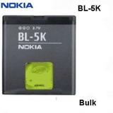 Batería Nokia Bl-5k 1200mah Li-ion Para C7-00, N85, N86 8mp