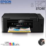 Impresora Multifuncional Epson L395 Ecotank (wi-fi/