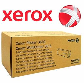 Xerox Toner Negro 3615 - 3610 High Capacity