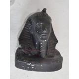 Figura Egipcia En Hecha En Yeso.