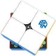 Cubo Rubik Gan 251 2x2 Magnético Stickerless Ideal Competir