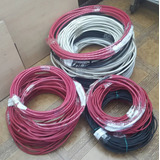 Cable Thw Awg # 6 Marca Cabel Multifilar Remate