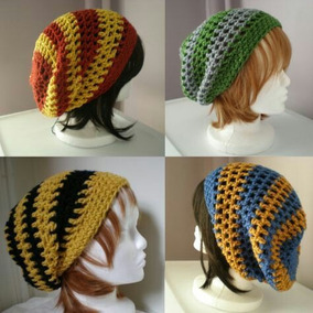 Gorro Harry Potter Tejido Crochet Invierno Fanáticos