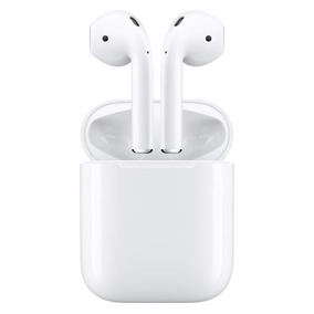 Audifonos Apple Airpods - In-ear - Bluetooth - Hasta 24 Hrs.