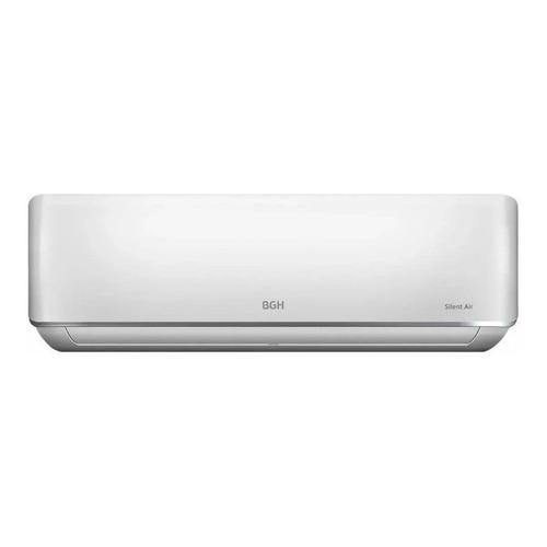 Aire acondicionado BGH Silent Air split inverter frío/calor 2950 frigorías blanco 220V BSI35WCCR