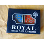 Cartas De Pocker Marca Royal 0800