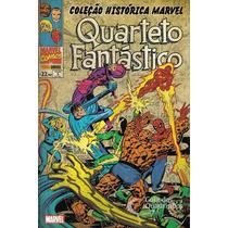 Coleção Histórica Marvel Quarteto Fantástico 3 Panini