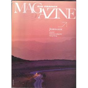Revista Air France Magazine Jordanie Loustral Hong Kong Ymas
