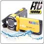 Filmadora Camara Digital Sumergible Full Hd 1080p 16mpx