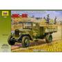 Zvezda 3529 Camión Ruso Sovietico Para Armar Zis 5v La Plata