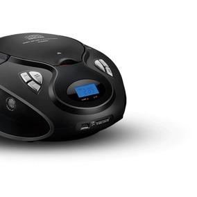 Rádio Boombox 20w Rms Bluetooth Sd Fm Usb Multilaser Sp223