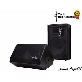 Kit Retorno Ativo+ Passivo 320w Rms M12 Master Áudio Barato!