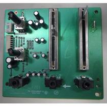Philips Placa Controle Microfone Som Fwp2000 Nova Original