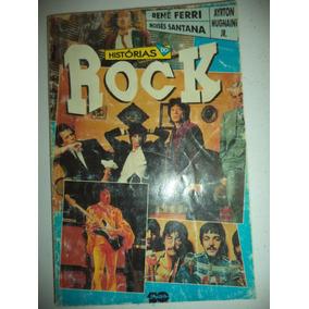 Livro Histórias Do Rock (sampa)