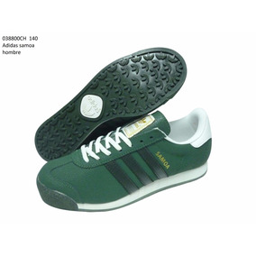 Adidas Samoa verde
