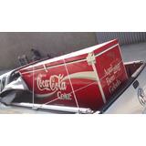 Freezer Antigo Funcionado Coca Cola 220w Antigo Zn Horto