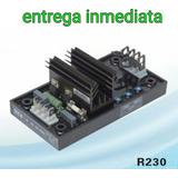 Avr R230 Regulador Leroy Somer Planta Electrica Nuevos 1año
