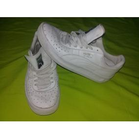 Zapatillas De Cuero,puma Talle 40 Gv Special