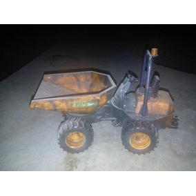 Camión Vintage. Mini Cargador Escombro.