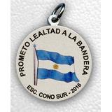 Medalla Jura A La Bandera