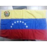 Banderas De Venezuela 1,50 Mts X 1,00 Mts
