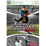 Winning Eleven Pro Evolution Soccer Xbox 360