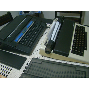 2 Máquinas De Escrever Elétricas Para Consertar