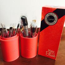 Kit Make Me Blush Sigma 12 Pincéis Pronta Entrega Rosa Pink