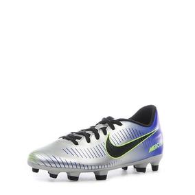 Tachos Nike Mercurial Vortex Neymar Plateado 921511-407