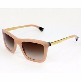 Oculos De Sol Espelhado Amarelo Armani - Óculos De Sol no Mercado ... 6fa0f6ea33