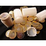 Tubos Monedas Oro Plata 26mm 33mm 41mm
