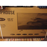 Tv Led Top House Smart 43 Android 2core 2gb Tda Full Hd Slim