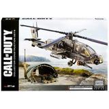 Call Of Duty Helicoptero Blindado 891 Pzas Mega Bloks Mattel