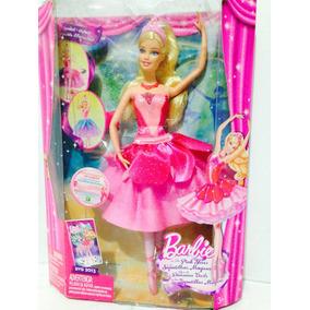 Barbie Bailarina Mattel Nueva 2012 Envio Gratis X8810 72gt
