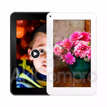 Tablet 7 Android 4.4 Doble Camara Google Chrome Usa