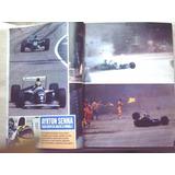 Ayrton Senna Muerte Nota Año 1994 Con Revista Caras