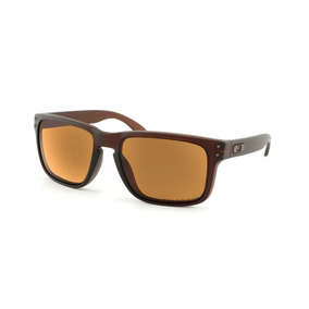 0bb457785f00d Oculos Oakley Holbrook Marrom Polarizado - Óculos De Sol no Mercado ...