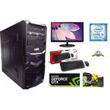 Computador De Escritorio I5 7400 Nvidia Gtx 1050ti 4gb Gamer